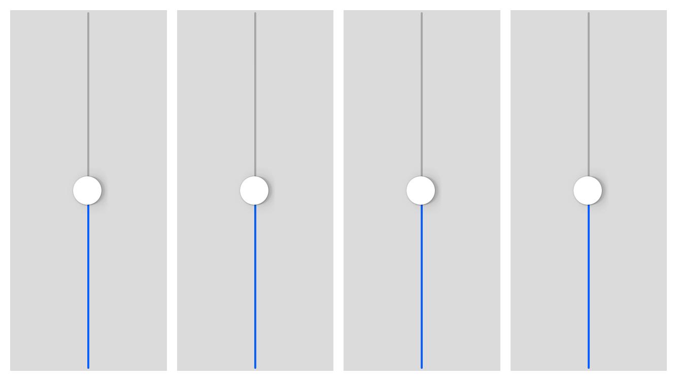 Vertical Slider Sample Landscape