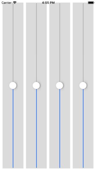 Vertical Slider Sample Portrait